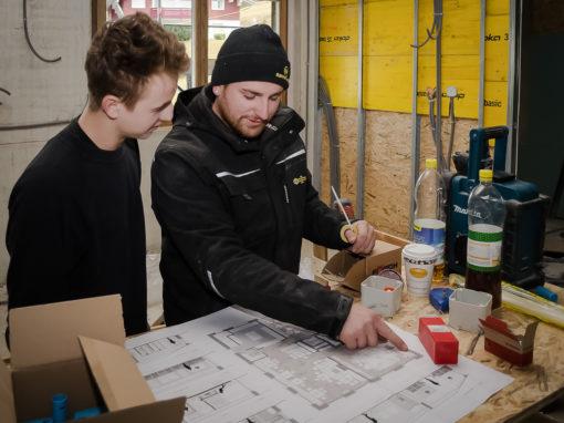 Baustellen | Installation