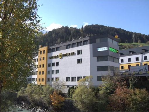 Oberland TV | Beitrag über Elektro Müller